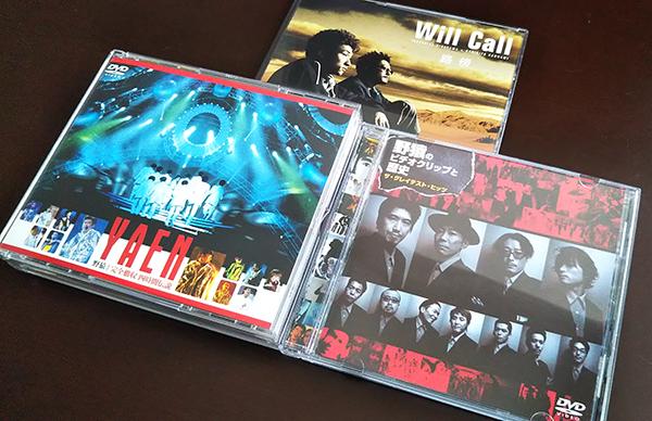 野猿CD/DVD